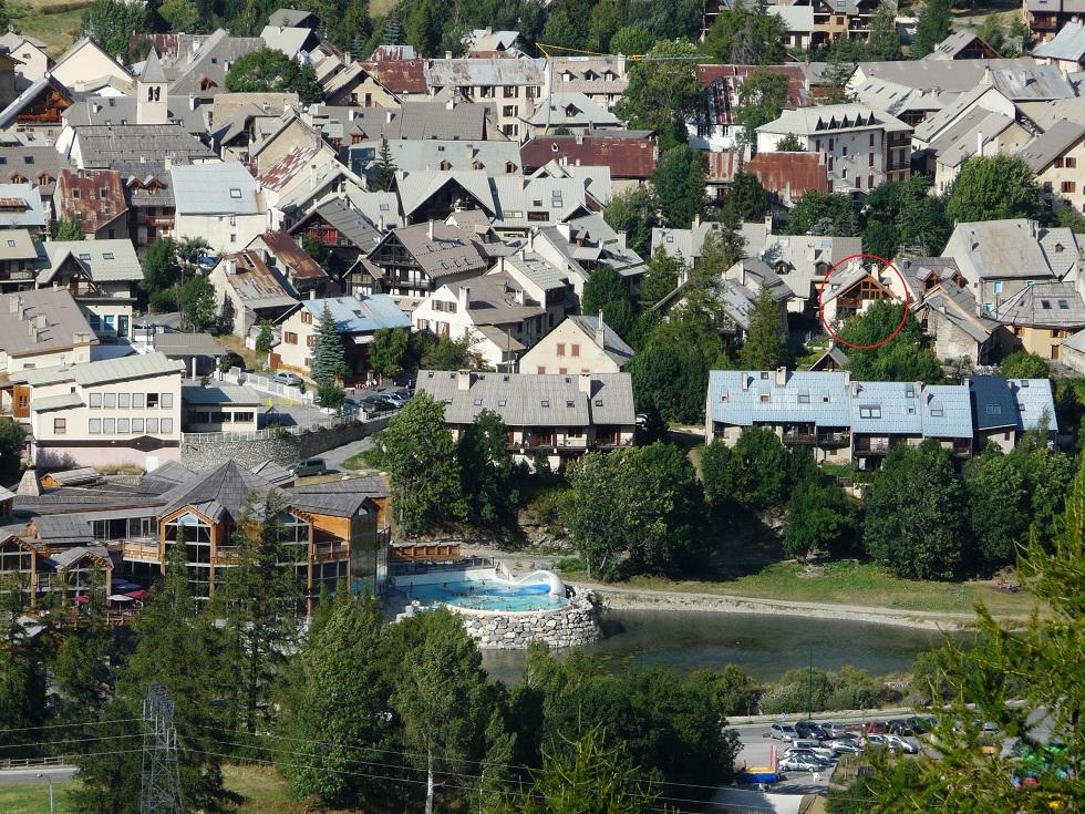 location appartement vacances ski serre-chevalier 1500 appartement chalet meublé village du monetier les bains