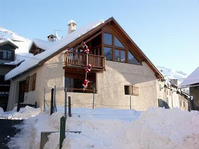 location chalet à serre chevalier 1500 le monetier les bains ski montagne 6 personnes